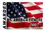 Ms. America Fitness 2007
